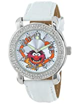 "Disney Women's 58249-C Muppets ""Animal"" Shimmer Watch"
