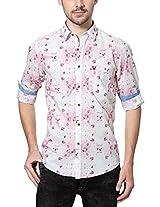 Allen Solly Men's Comfort Fit Shirt_ ALSF515J03983_40_ White