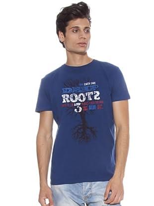 Guru Camiseta Árbol (Azulón)