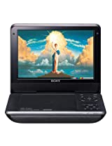 Sony Portable DVD Player FX-980