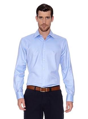 Caramelo Camisa Yohann (Azul)