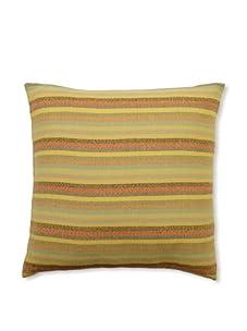 """D. Bryant Archie Khotan Pillow, Multi Original Stripe, 22"""" x 22"""""""