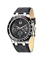 Morellato Analog Black Dial Men's Watch - SO2DL008