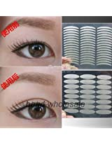 Narrow Double Eyelid Sticker Tape Technical Eye Tapes 160 Pairs
