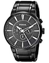 Fossil Other - Me Analog Black Dial Men'S Watch _FS4778