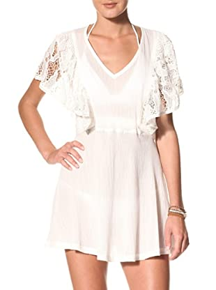 French Connection Women's Lori Lace Cover Up