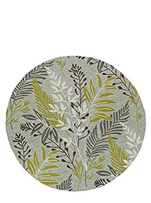 Kaleen Home & Porch Indoor/Outdoor Rug, Wasabi, 7' 9