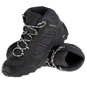 Quechua Forclaz 50 Men's Shoes - Black