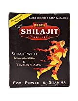 Agrow Shilajeet Capsules- Pack Of 6