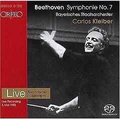 CD カルロス・クライバー指揮/バイエルン国立 ベートーヴェン:交響曲第7番イ長調Op.92(ライヴ)の商品写真