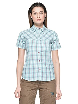 Salewa Camisa Sira Dry Am W (Turquesa)