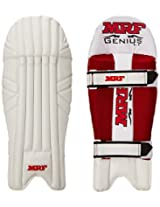 MRF Genius Wicket Keeping Pads, Men's