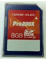 8GB SDHC Card Class 10