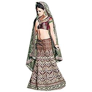[1519] WEDDING BRIDAL LEHENGA