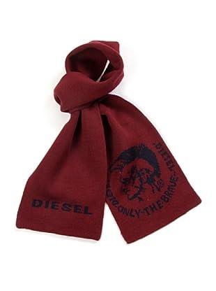 Diesel Kid Schal (Bordeaux)