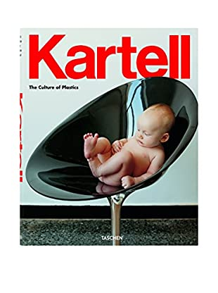 Kartell Hardcover Coffee Table Book