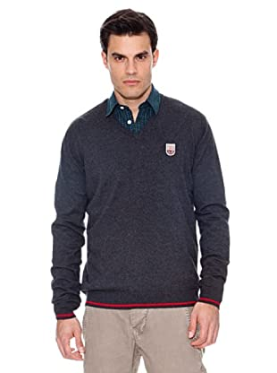 Pepe Jeans London Jersey Edwin (Gris Oscuro)