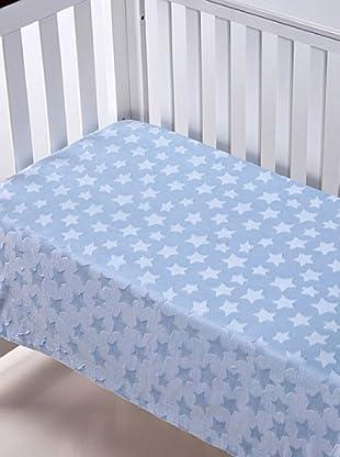 Mantas Mora Manta Infantil Stars (Azul)