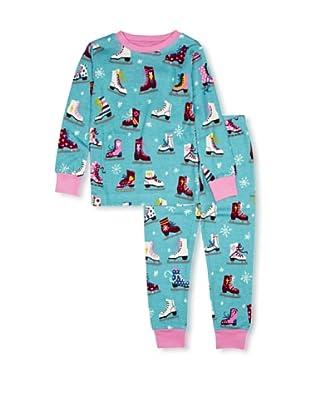 Hatley  Pijama Dáulide (Azul)