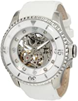 Vip Time Italy Women's VP8010WH Magnum Lady Mechanical Watch
