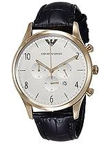 Emporio Armani Analog White Dial Men's Watch - AR1892