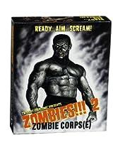 Zombies!!! 2 Zombie Corps(e) 2nd Edition