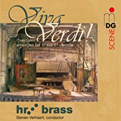 Viva Verdi: Overtures Arranged for Brass Ensemble