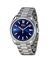 Esq By Movado Sport Blue Dial Stainless Steel Men'S Watch - Esq-07301379