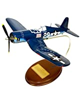 Mastercraft Collection Chance Vought F4U-5N Corsair Jolly Rogers Model Scale:1/41