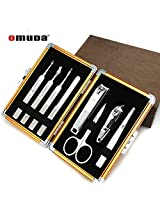 Omuda High Quality Manicure Pedicure 8 Piece Professional Set (OMD:33034)