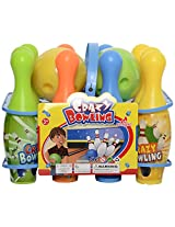 Marbles Crazy Bowling Set