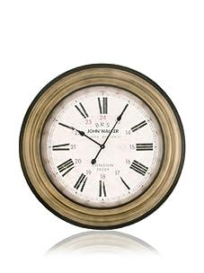 Cooper Classics Hamilton Clock