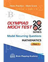 BMA's Olympiad Mock Test 20-20 Series - Mathematics for Class - 1