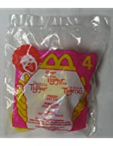 2000 McDonalds Happy Meal Toy: The Tigger Movie- Piglet Soft Toy #4