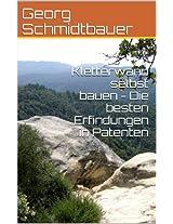 Kletterwand selbst bauen - Die besten Erfindungen in Patenten (German Edition)