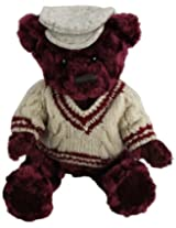 Purr-Fection Hadley Timeless Treasure Bear 17