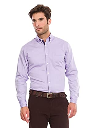 Pedro del Hierro Camisa Lisa (Violeta)