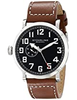 Stuhrling Original Analog Black Dial Men's Watch - 721.01