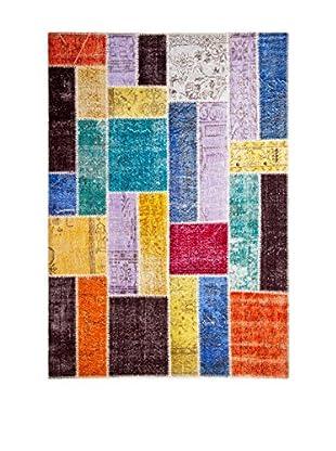 Allmode Teppich Vintage Killim In Patchwork Look