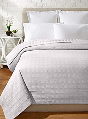 Belle Époque Quadrado Coverlet