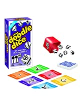 Jax Ltd Inc. Doodle Dice (Set Of 6)