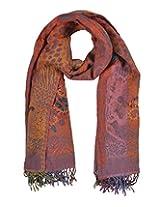 Ganesh Handicrafts Women's Woollen Shawl (A-132)