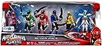 Power Rangers Super Megaforce 5-inch Figure 6-Pack
