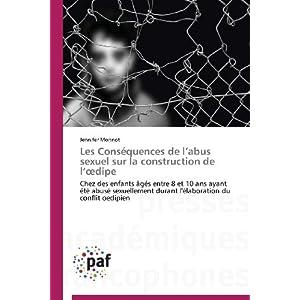 Les Consequences de L'Abus Sexuel Sur La Construction de L' Dipe