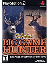 Cabela's Big Game Hunter - PlayStation 2