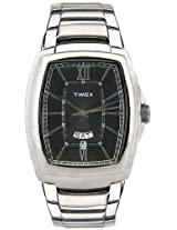 Timex Fashion Analog Black Dial Men's Watch - XO01