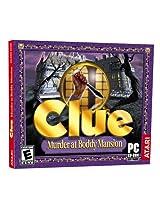 Clue: Murder at Boddy Mansion - Jewel Case (PC)