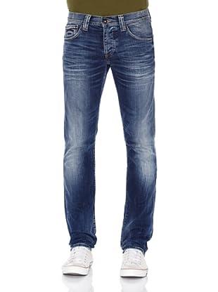 Pepe Jeans London Vaquero Cane (Azul Oscuro)