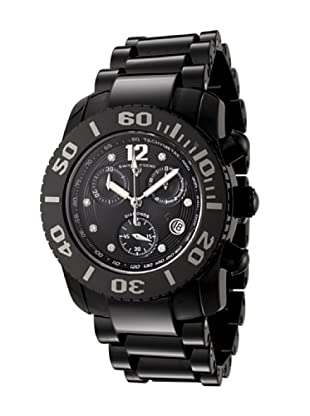 Swiss Legend Reloj Commander Negro