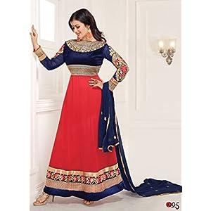 Ayesha Takia New Arrival Embroidered Anarkali Suit